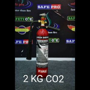 2 Kg CO2 Type Fire Extinguisher
