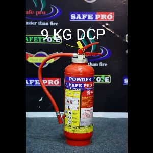 9 Kg DCP Type Fire Extinguisher