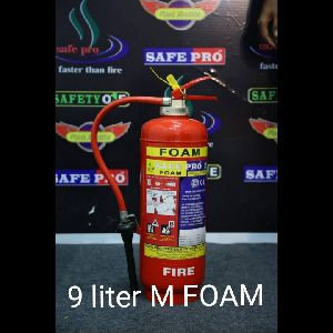 9 Ltr Mechanical Foam Type Fire Extinguisher