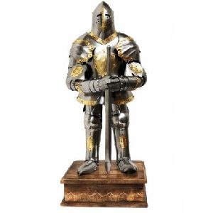 Medieval Mini Knight Armor