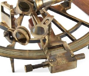 Nautical Royal Marine Sextant