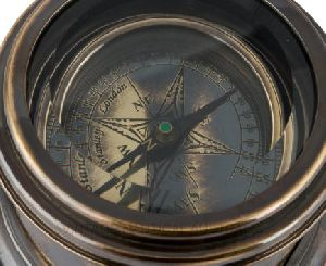 Royal Navy Drum Compass