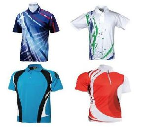 Dot Net Front Sublimation T-Shirt