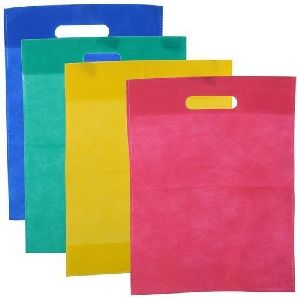 D Cut Non Woven Carry Bag