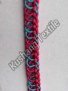 Garment Braided Lace