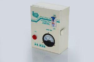 0.75 HP Control Panel
