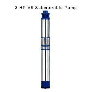 V6 3 HP Submersible Pump