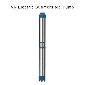 V6 Multi Stage Submersible Pump