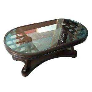 Wooden Designer Center Table