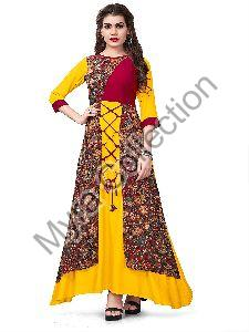 Womens Fancy Kurtis