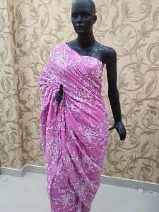 Party Wear Viscose Saree