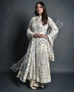Designer Heavy Work Anarkali Suit