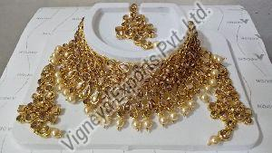 Imitation Fancy Necklace Set