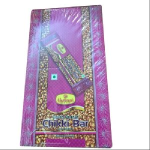 Haldiram\'s Crush Peanut Chikki Bar