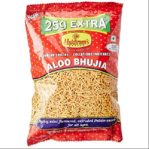Haldiram\'s Mint Flavour Aloo Bhujia
