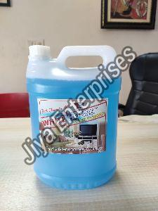 White House Glass Cleaner Can