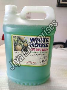 Lime Hand Wash Liquid(5LTR)