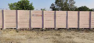 21st Century Boundary Wall
