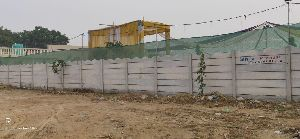 Poultry Farm Boundary Wall