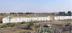RCC Farmhouse Boundary Wall