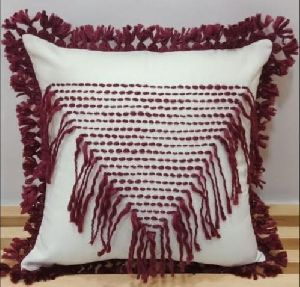 Cotton Casement Cushion Cover