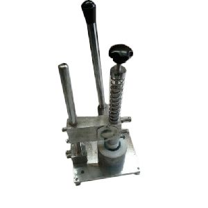 LED Bulb Tikki Fitting Machine