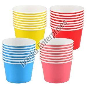 Colored Disposable Paper Cup