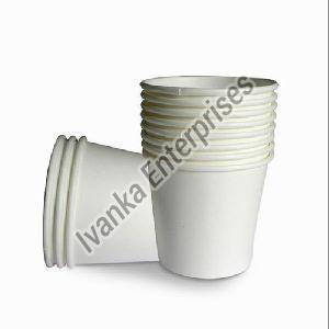 Plain Disposable Paper Cup