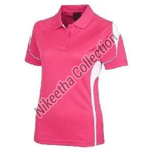 Ladies Sports T Shirts