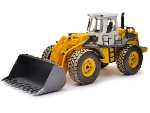 Wheeled Loader Rental Service