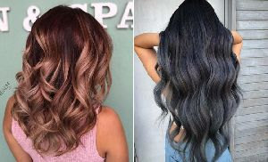Herbal Hair Color