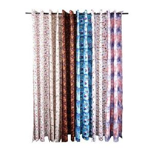 Digital Printed Curtains