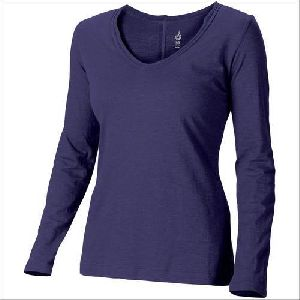 Women Full Sleeve T-Shirts