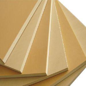 Brown WPC Sheet