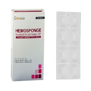Hemosponge Absorbable Gelatin Sponge