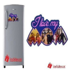 Photo Printed Magnet Sticker