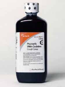 Prometh with Codeine Cough Syrup