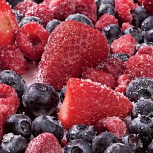 Frozen Mixed Fruits