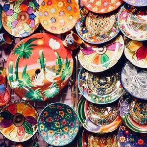 Handicraft Plates