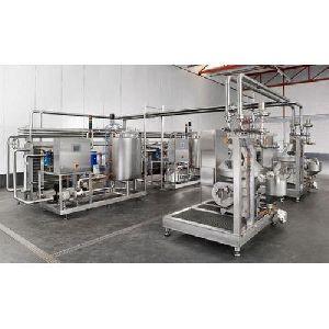 Milk Dairy Plant