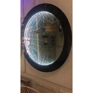 3D Effect Mirror Light
