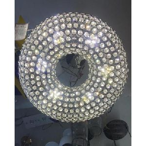 Crystal LED Hanging Light