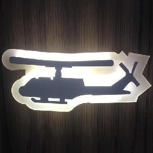 LED Plane Wall Light