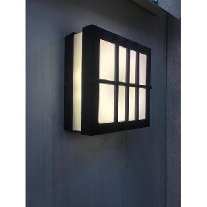 Rectangular Outdoor Light