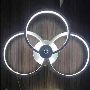 Round Wall Light