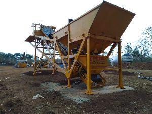 Compact Concrete Batching Plant (PCP 30)