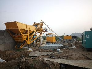 Mobile Concrete Batching Plant (CBP 20)