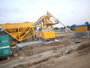 Mobile Concrete Batching Plant (CBP 320)