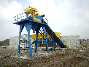Stationary Concrete Batching Plant (RMC 40)