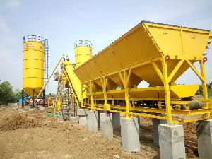 Stationary Concrete Batching Plant (RMC 60)